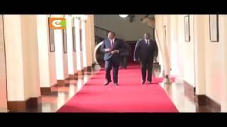 Kiwewe chazidi kuwakumba mawaziri ambao waliachwa nje
