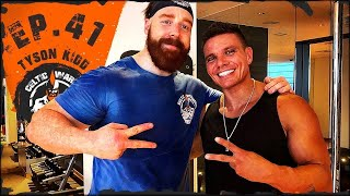 Ep.40 Tyson Kidd Time Under Tension Workout...