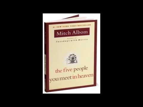 5 people you meet in heaven audiobook
