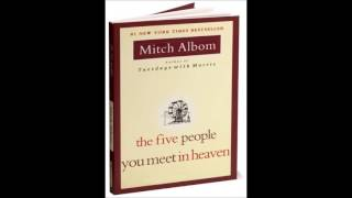 _The Five People You Meet In Heaven by Mitch Albom_ an Audio Reading