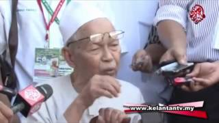 Ulama Islam mengikuti jejak langkah Yahudi dan Nasrani - Tuan Guru Nik Aziz
