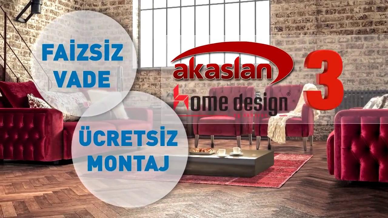 Aksalan Mobilya Home Design Köln Mülheim Tanitim Videosu Youtube