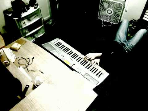 Like a G6 - Far East Movement (upside-down, under the piano, blindfolded) Piano Cover