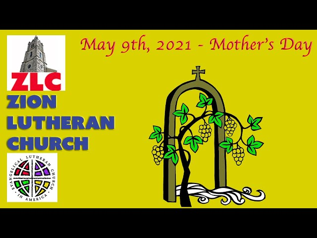 Service - 20210509 - Mother's Day
