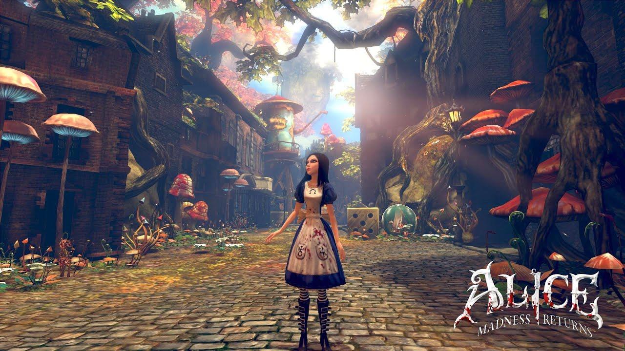 Alice Game