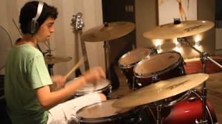 War Pigs (Drum Cover)