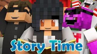 School Girl Crush | Minecraft Story Time w/ Aphmau