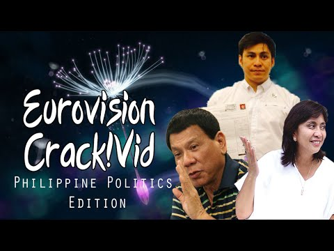 Eurovision Crack Video: Philippine Politics Edition