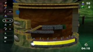 Lemmings Revolution Part 9: which introduces Acid Lemmings and tank mechanics