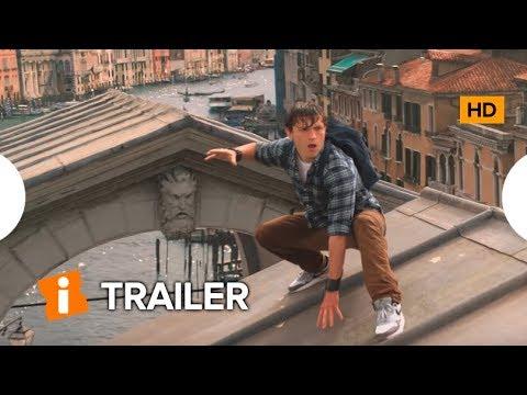Tom Holland Entra em Ação no Trailer de HOMEM-ARANHA: LONGE DE CASA