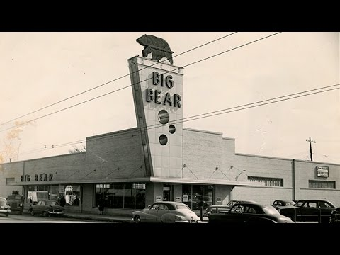 Columbus Neighborhoods: The History of Big Bear Stores