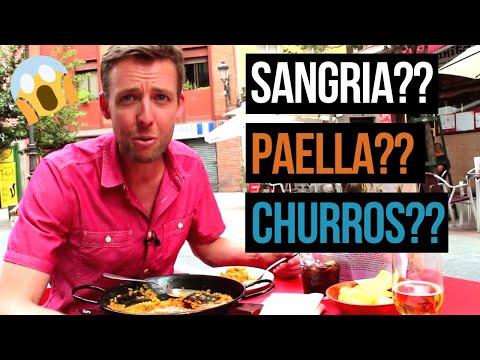 Paella,5 Spanish food myths busted (paella, sangria, churros... etc!)