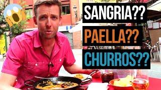 Paella, Sangria, Churros... 5 Spanish Food Myths Busted!