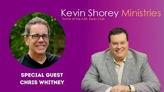 Chris Whitney - CEO & Founder of 'One Generation Away'  - A.M. Kevin Club