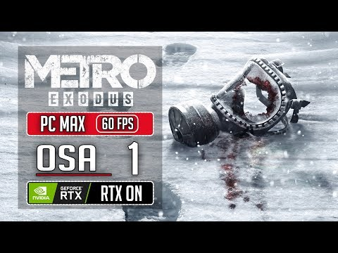 download Metro Exodus - RTX 2080 Läpipeluu Osa 1 - suomeksi
