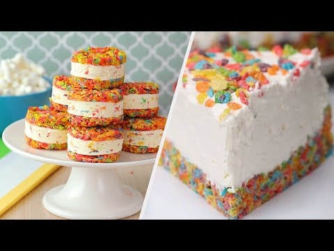 Beautiful Rainbow Desserts • Tasty Recipes from YouTube · Duration:  6 minutes 30 seconds