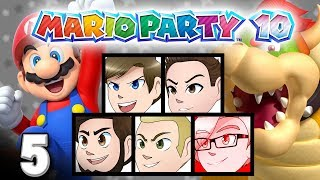 Mario Party 10: Bowser Time! - EPISODE 5 - Friends Without Benefits