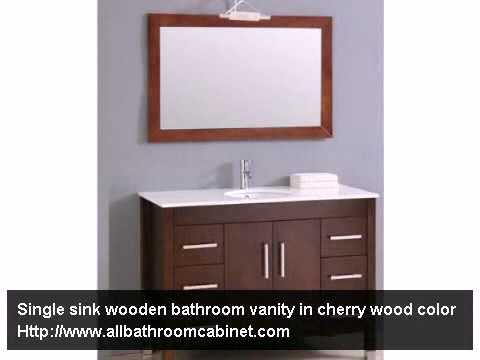 Wooden Bathroom Vanity Catalog.mp4