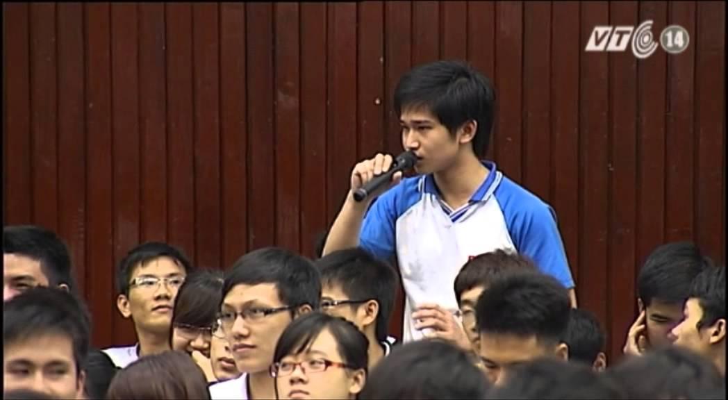 """VTC14_GS. Ngô Bảo Châu nói về chuyện """"Học như thế nào?"""""""