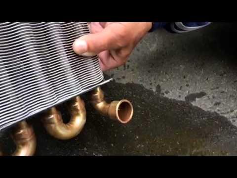 Как почистить теплообменник протерм Паяный теплообменник Alfa Laval CB112-54H Салават