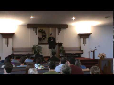 "8-30-15 - Matt Carver - ""The Audacity of Love: Loving Simple Sinners"""
