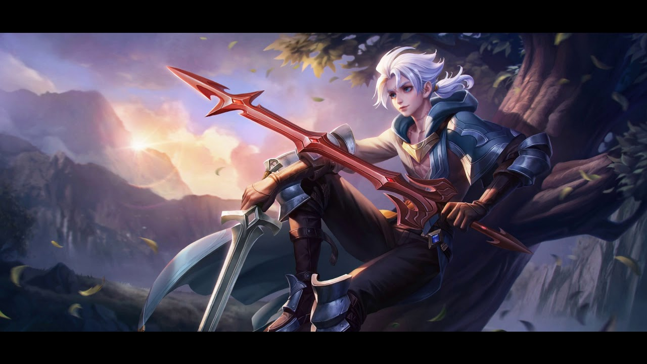 Arena Of Valor - Rouie (Default) - Voice Over - YouTube