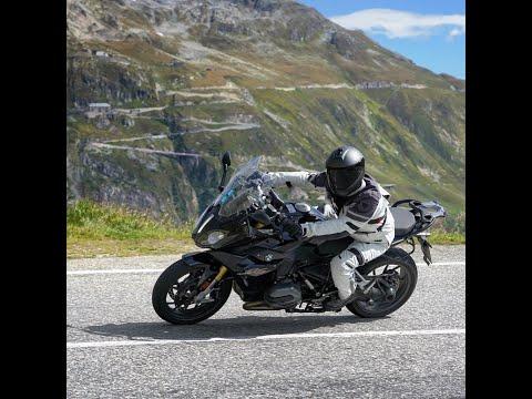 Motorrad Alps Motorcycle Tour Sept 2019 - Italy, Austria And Switzerland