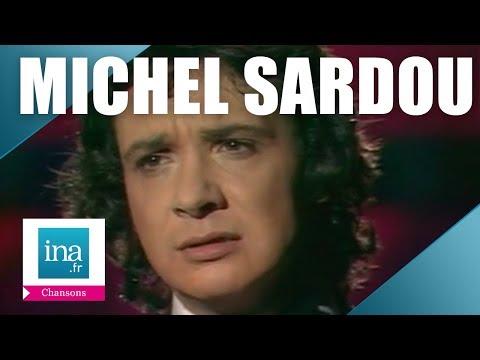 10 tubes de Michel Sardou que tout le monde chante   Archive INA