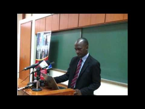 Dr  Ken Obura  on the Amended Rule 68 of the Rome Statute