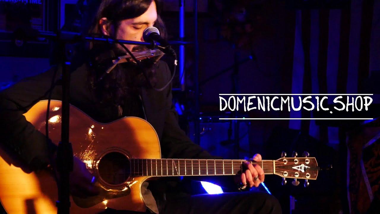 """DoMeNiC """"Now Ride"""" Live!"""