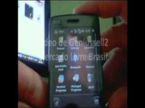 Celular T-mobile Mda Htc Compact Iv Troco Por Nintendo Wii