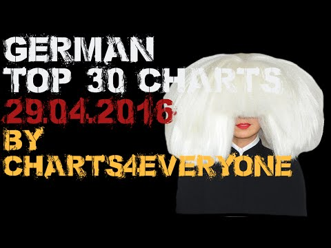 DEUTSCHE/GERMAN SINGLE CHARTS  (29. April 2016)