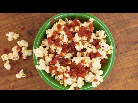Sunny Anderson's Pepperoni Popcorn