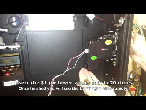 how to setup allan universal coin slot tagalog pisone