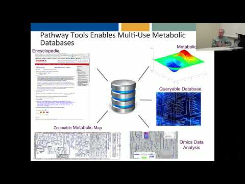 Visualization Capabilities of the Pathway Tools Software by Peter Karp, Ph.D.