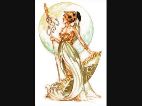 of goddess Athena wisdom greek