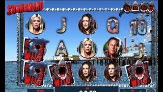 Machine à sous SHARKNADO ⨁⨁⨁ un jeu de casino en ligne original.