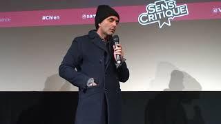 Rencontre autour du film Chien avec Samuel Benchetrit