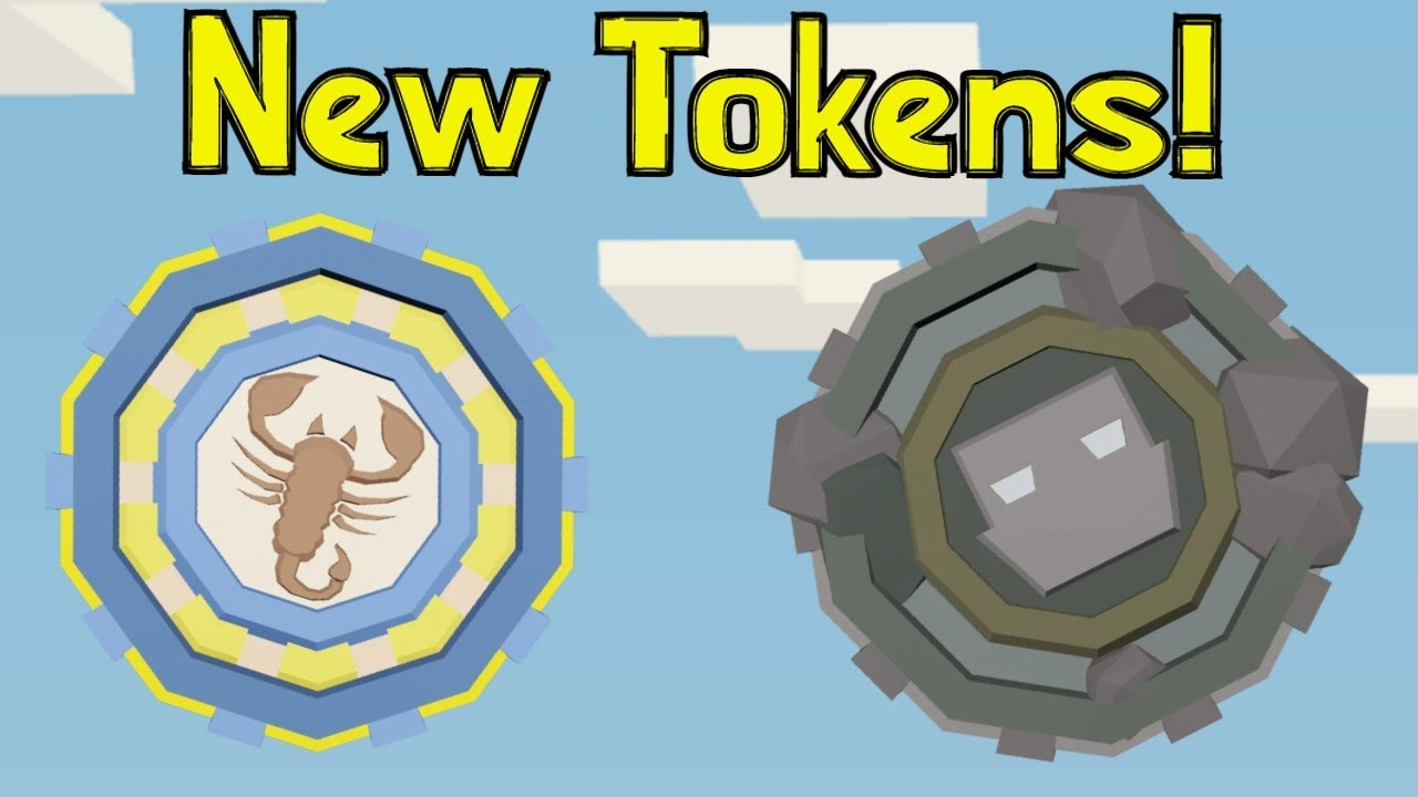 How To Get All New Tokens! + How To Use Them! (Roblox Islands)