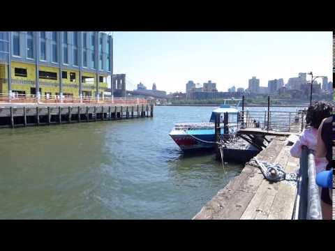 New York, New York - South Street Seaport - Pier 16 HD (2016)