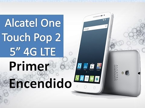"alcatel-one-touch-pop-2-5""-primer-encendido---celulares-4g-baratos"