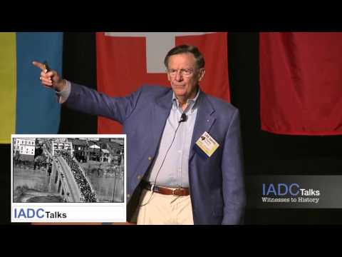 IADC Talks: Witnesses to History - Lee David Thames
