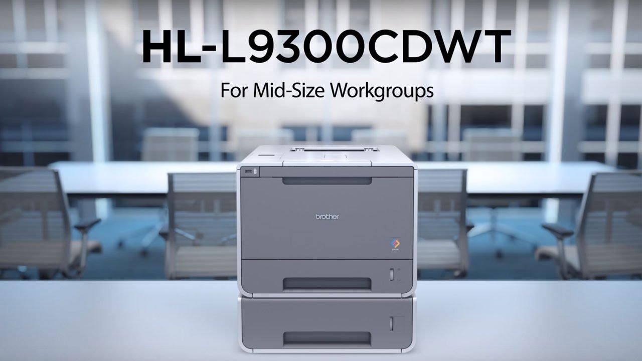 BROTHER HL-L9300CDWT TREIBER WINDOWS 7