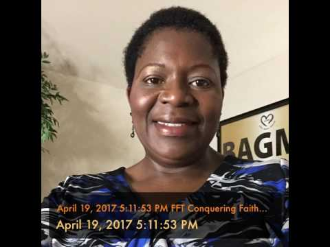 Bola Adewunmi :  Conquering Faith Through The Power of The Holy Spirit Part 2