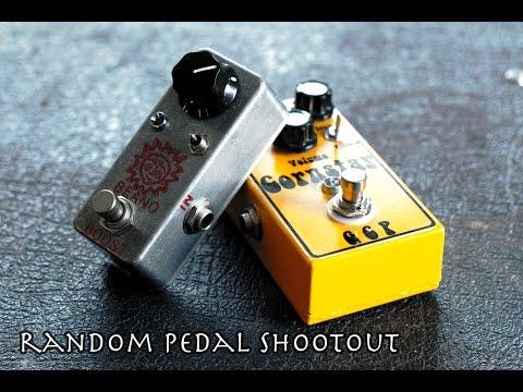 Random Pedal Shootout