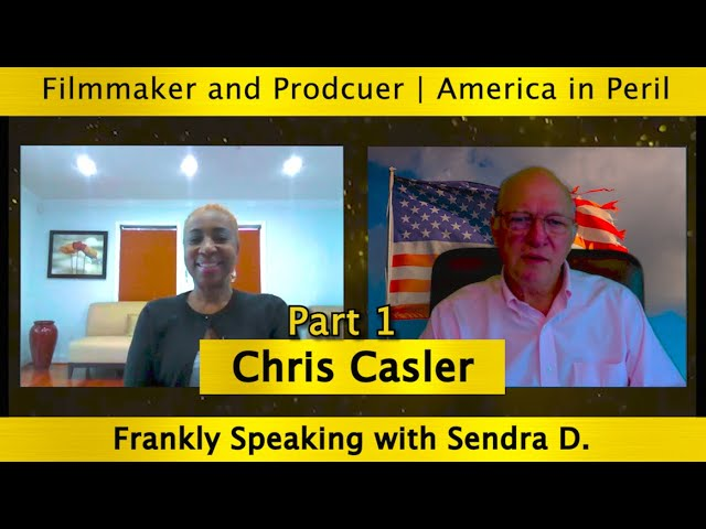 Insights into US's trajectory toward socialism from America in Peril Director Chris Casler Part 1