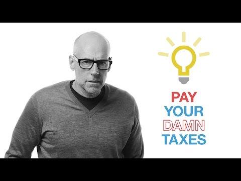 Scott Galloway: Tech Companies, Pay Your Damn Taxes
