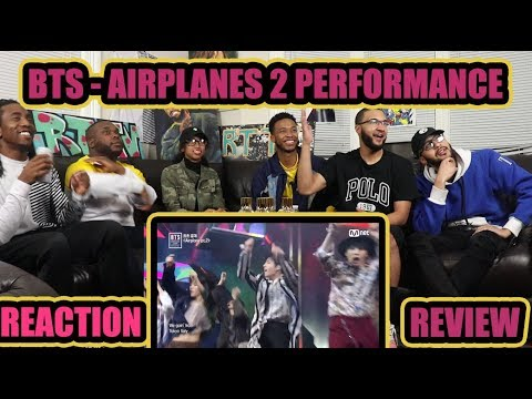 방탄소년단 - Airplane Part.2 (BTS - Airplane Part.2) │BTS COMEBACK SHOW REACTION/REVIEW