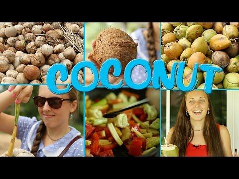 Тыквенный суп с кокосовым