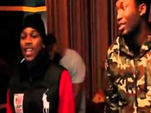 Meek Mill - heaven or hell / Lil Snupe freestyle / I GO 5 ON IT remix (INSTRUMENTAL)